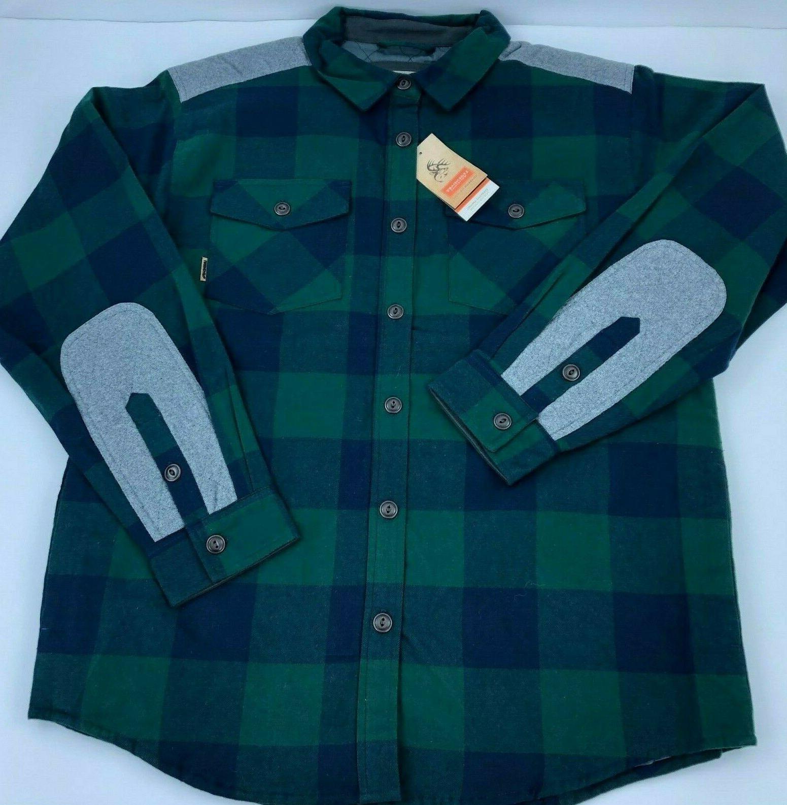Legendary Quilted Jacket Plaid BOBR