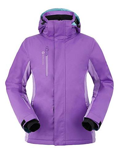 ski jacket waterproof mountain snow