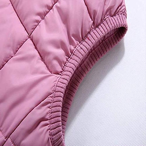 EBRICKON Womens Vest Jacket