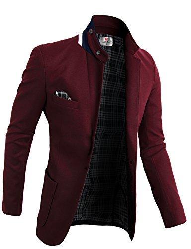 slim fit blazer jacket
