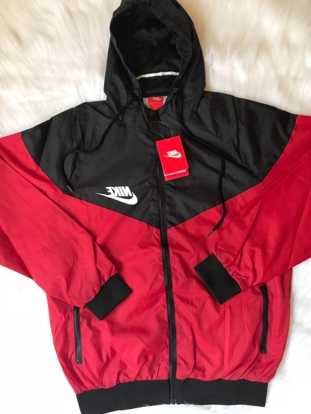 Nike WindBreaker SLIM MEN'S/WOMEN'S Zip Jacket