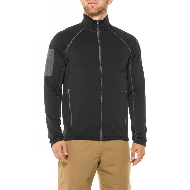 stretch fleece jacket men s xl new