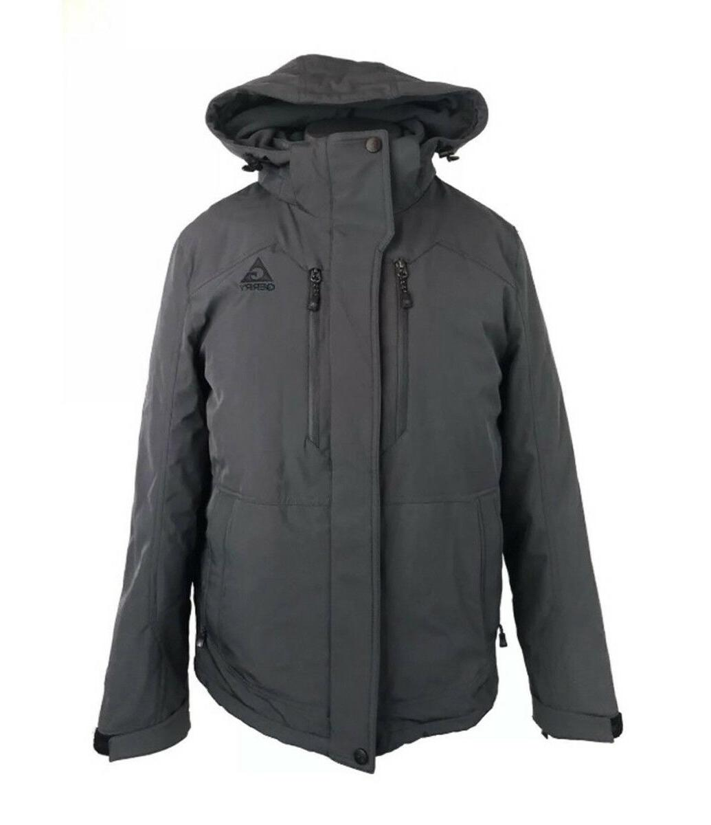 systems men s 3 in 1 jacket