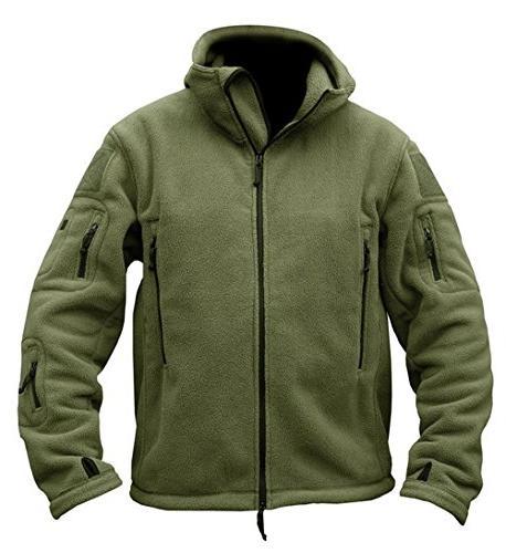 tactical fleece jacket