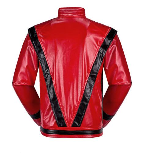 Michael Jackson Jacket Coats Beat It Jackets Kids