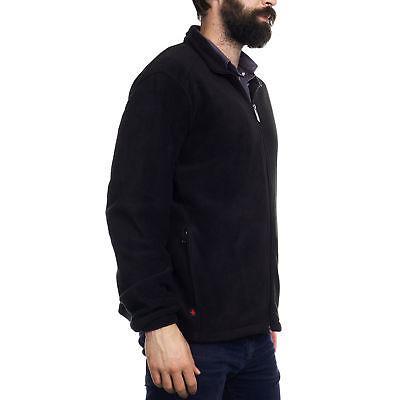 Alpine Full Zip Fleece Jacket Zipper