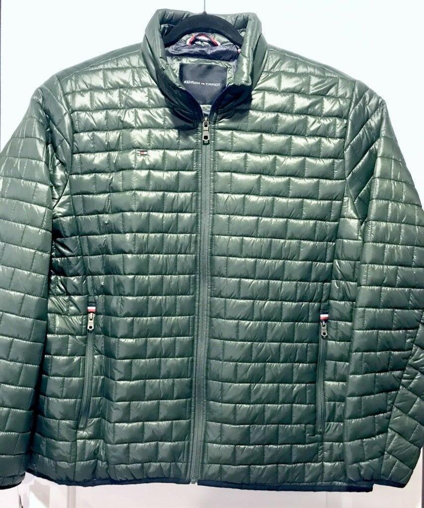 ultra loft down alternative packable puffer jacket
