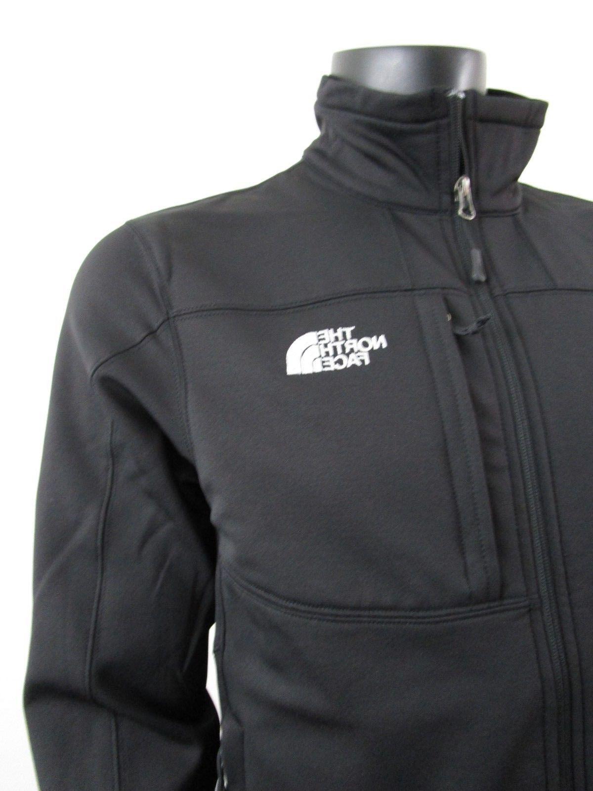 UPDATED Mens TNF The North Cinder FZ Jacket Black