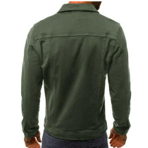 US Jacket Coat Long Outwear