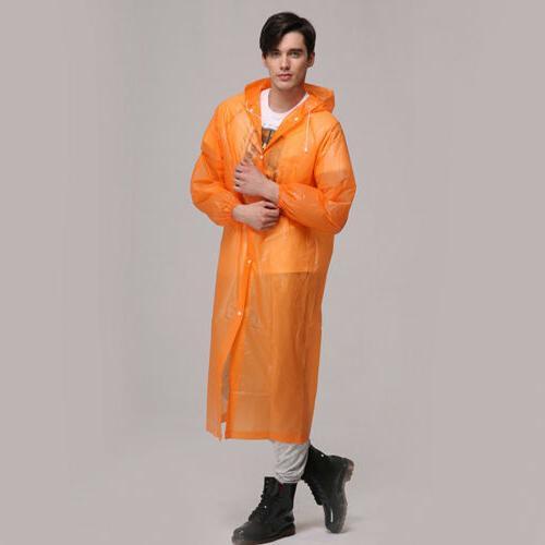US Waterproof Jacket PE Rainwear