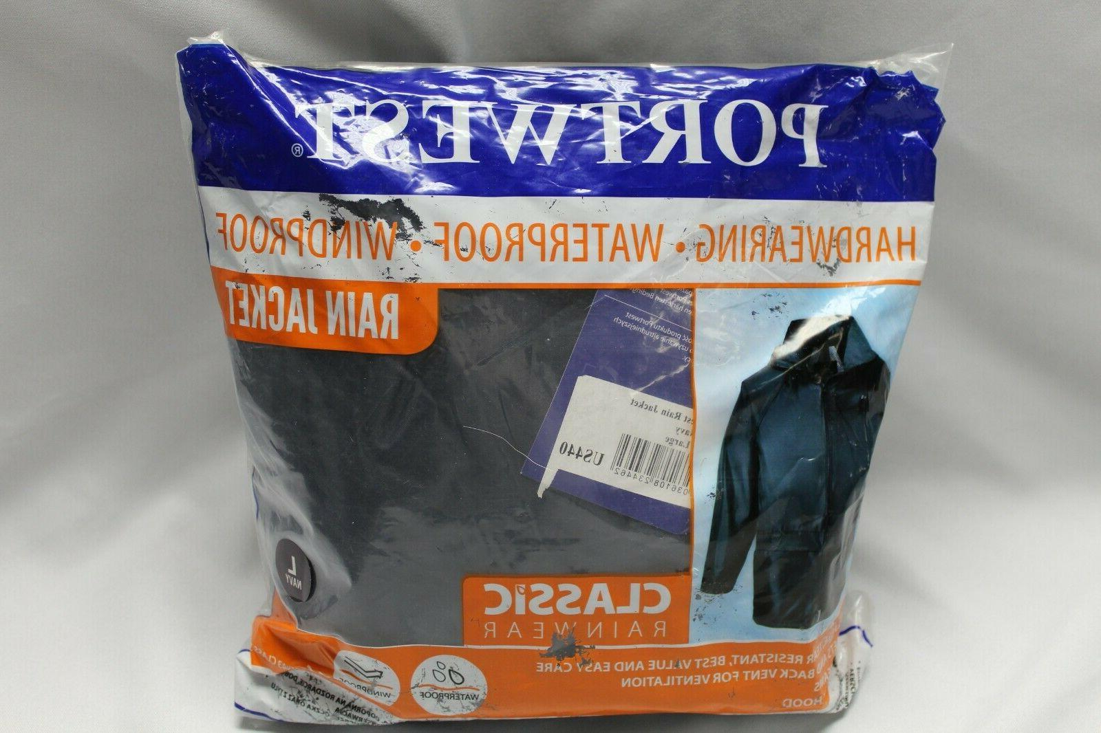 us440 classic rain jacket waterproof outdoor coat