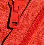 "9"" Vislon Zipper ~ YKK #5 Molded Plastic ~ Separating - 820"