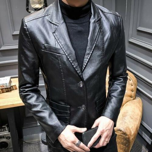 Vogue Blazer Slim Fit Jackets Business Outerwear