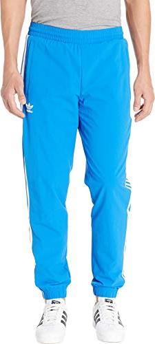 adidas Originals Men's Warm-Up Track Pants Bluebird Medium 3