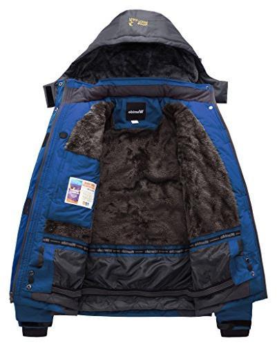 WantDo Men's Jacket Windproof Jacket