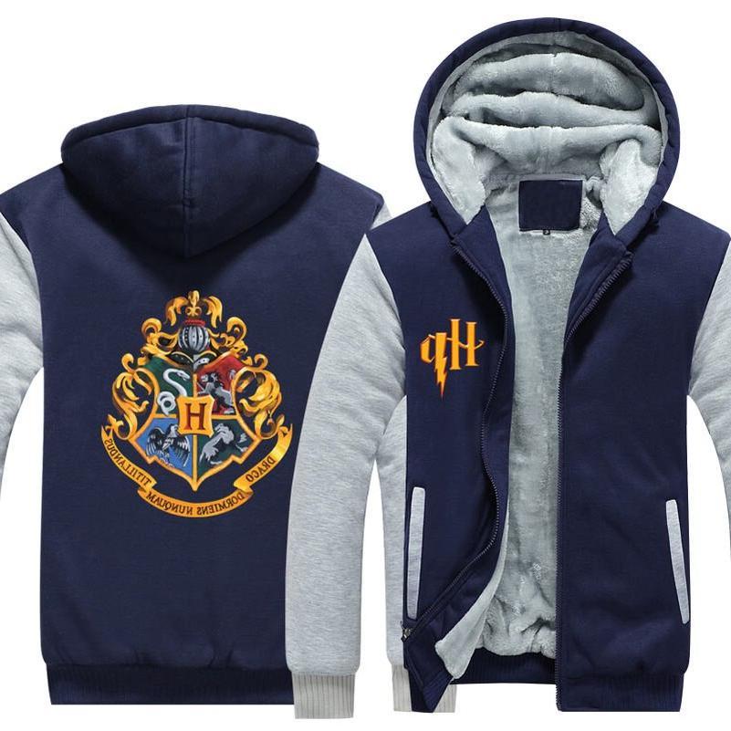 wizardry hogwarts cosplay costume sweatshirt winter font