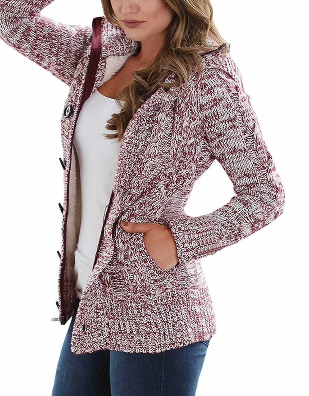 Sidefeel Knit Cardigans Coat