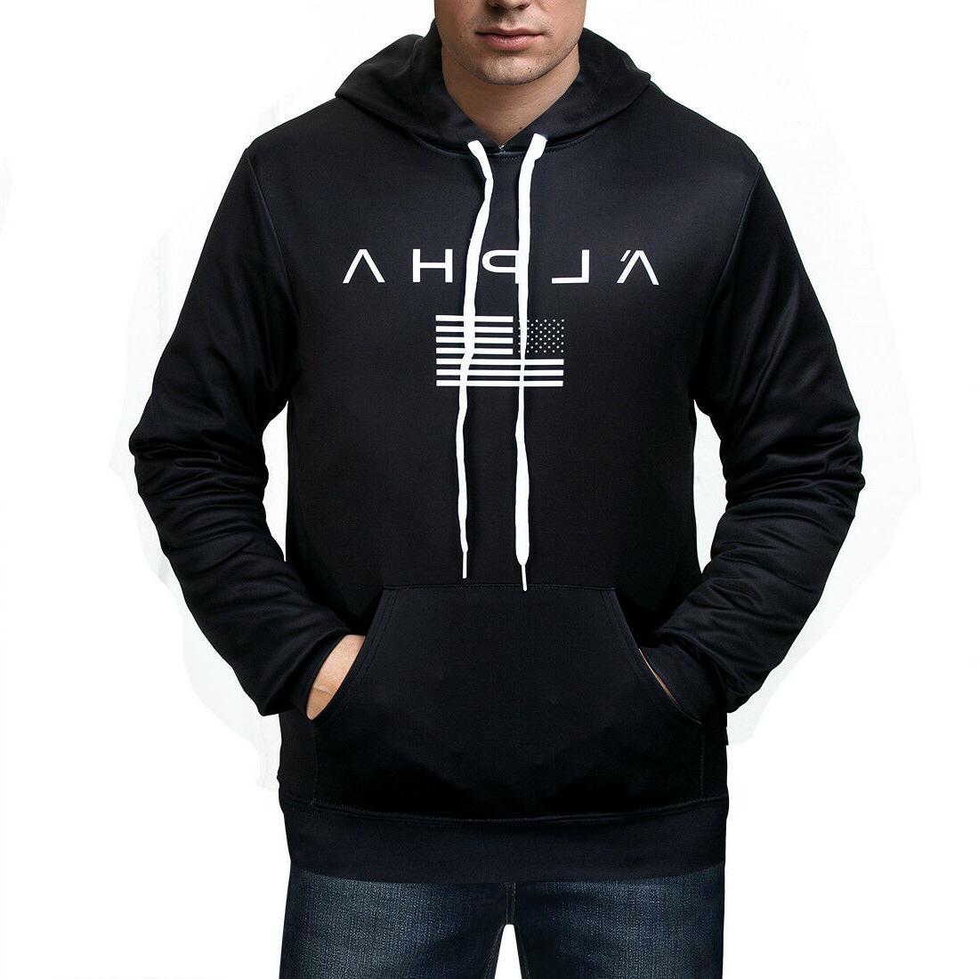 Women/Men UFC Hoodies 3D Print Sweater