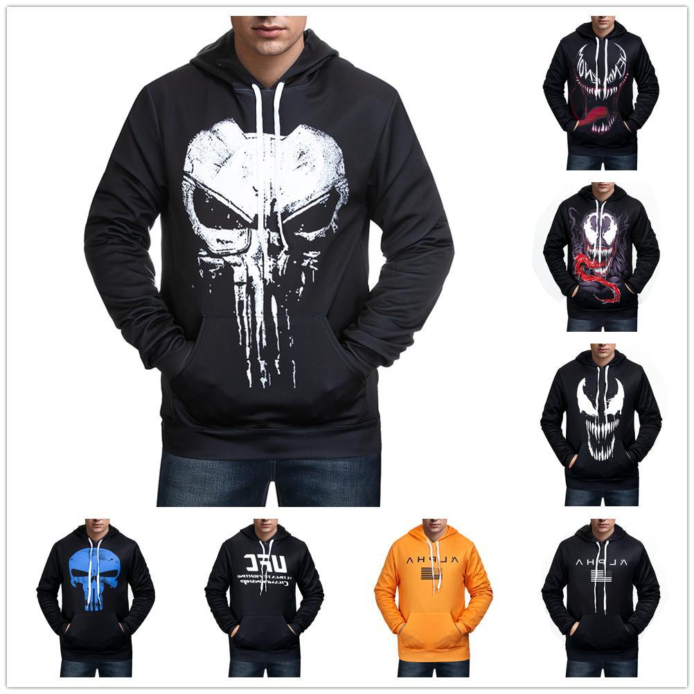 women men ufc hoodies 3d print marvel