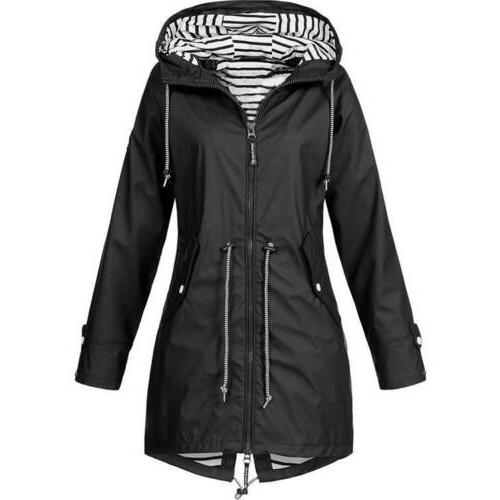 Women Outdoor Wind Solid Color Forest