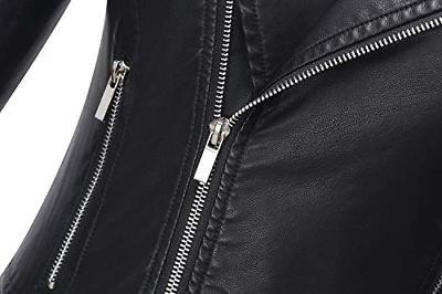 Tanming Motorcycle PU Jacket Coat