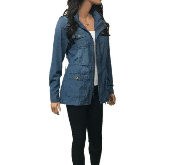 Women's Denim Weighted Casual