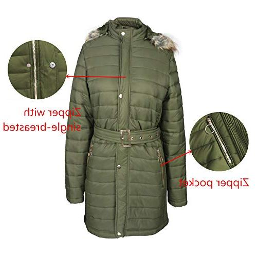 TanBridge Sherpa Lined with 2 Pockets & Detachable Olive