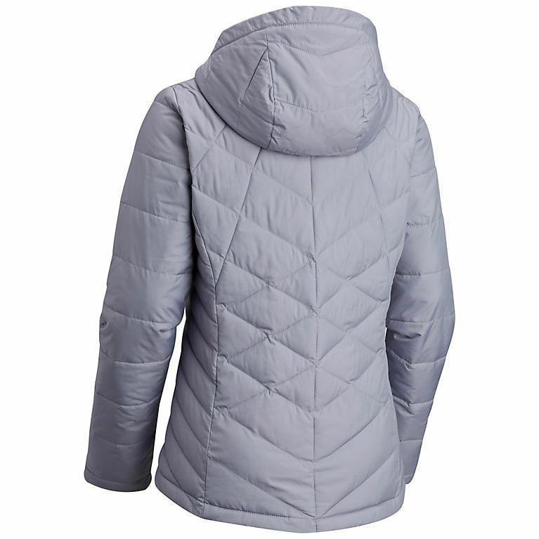 Hooded Jacket Size NWT Omni-Heat Runs