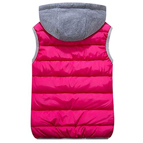 EBRICKON Women's Quilted Hood