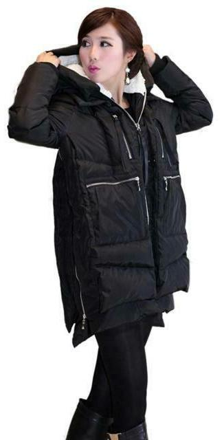 Orolay Down Jacket, BLACK Large
