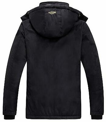 Wantdo Women's Jacket Jacket Black M...