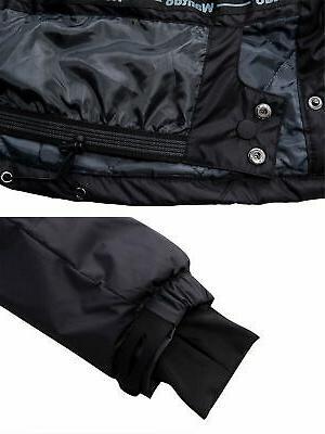 Wantdo Women's Jacket Fleece Windproof Ski Jacket M...