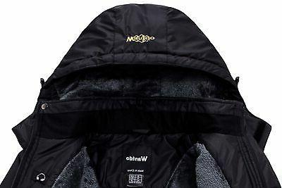Wantdo Women's Jacket Fleece Windproof