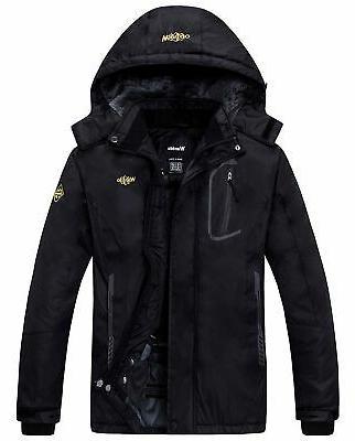 women s waterproof mountain jacket fleece windproof