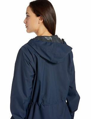 Amazon Essentials Rain Jacket Navy X-Large