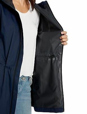 Amazon Essentials Women's Rain Navy Blue X-Large