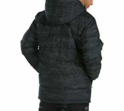 Vans MTE Jacket - Men's, Black Reflective, Large,