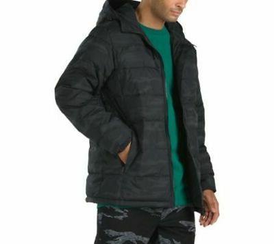 woodcrest mte jacket men s black reflective