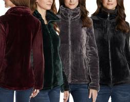 32 Degrees Ladies' Plush Jacket,  Select Color & Size