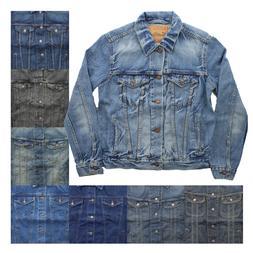 Levi's Classic Jean Trucker Jackets, Levi Strauss Signature