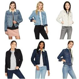 Levi's Fashion Women's Original Sherpa Trucker Denim Jacket