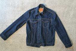 Levi's Levi Men's The Trucker Denim Jacket Size Medium M THE