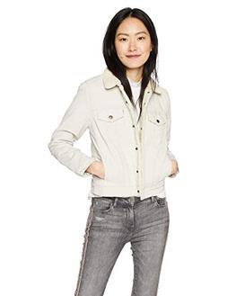 Levi's Women's Original Sherpa Trucker Jackets, Authentic Pu