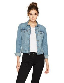 Levi's Women's Original Trucker Jackets, Jeanie, Medium