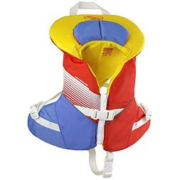 Stohlquist Waterware Kids Life Jacket Coast Guard Approved L