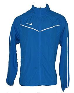 Nike Men's Lightspeed Reflective Running Jacket, Large, Blue