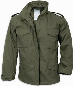M-65 Field Jacket Olive Drab OD GREEN US Army Marine Corps N