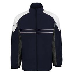 men s athletic performance jacket navy s