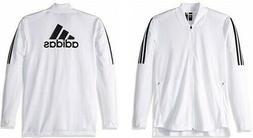Adidas Men'S Athletics Id Tricot Bomber 2 Side zip pockets J