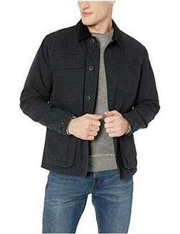Goodthreads Men's Barncoat, Black, XXX-Large, Black, Size XX